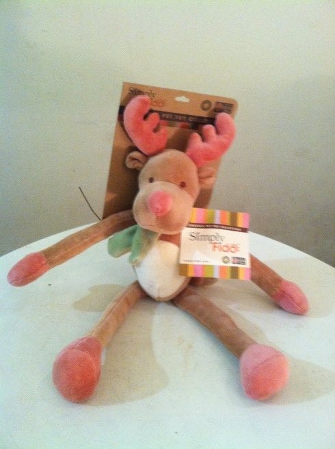 Simply Fido's Holiday Moose