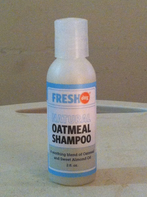 Fresh Dog's Oatmeal Shampoo
