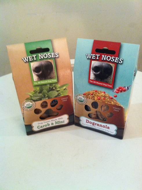 Wet Noses Dog Treats