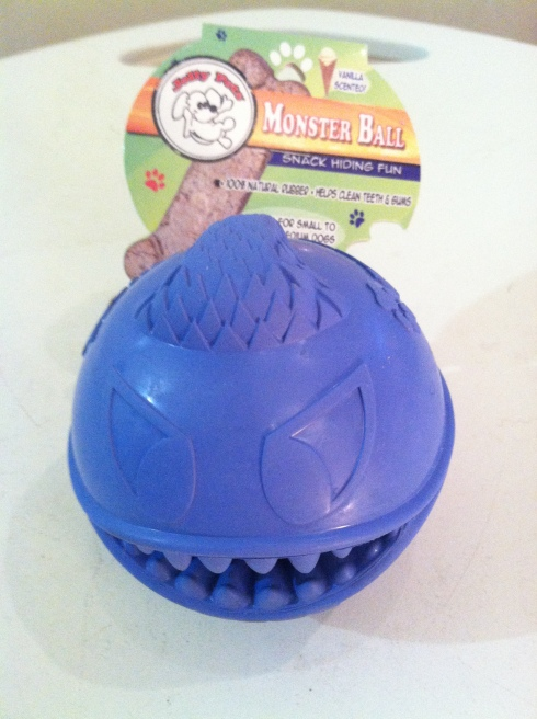 Jolly Pets' Monster Ball