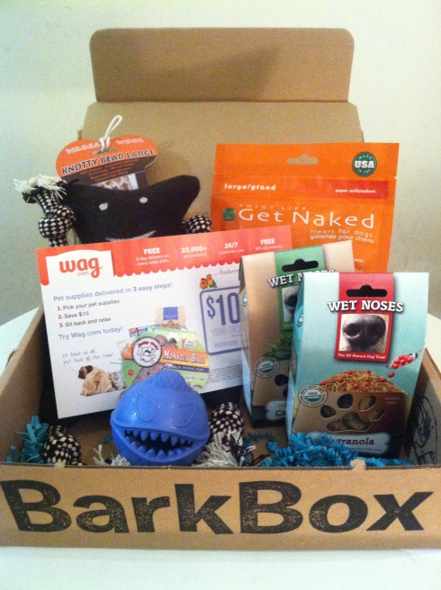 February's BarkBox
