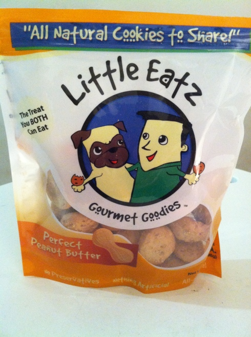 Little Eatz Perfect Peanut Butter Cookies