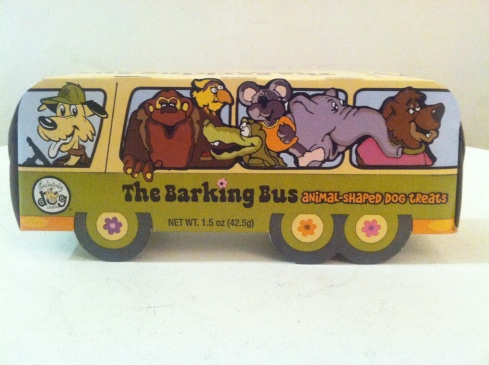 Exclusively Pet's The Barking Bus