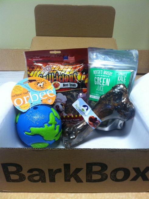 May 2013 BarkBox
