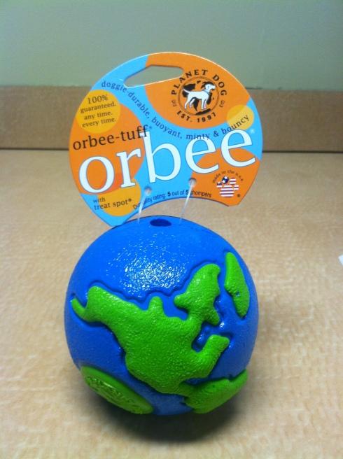 Orbee-Tuff Ball
